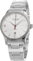 Victorinox Alliance Men's Dial Stainless Steel Swiss Automatic Watch-With Knife
