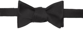 Isaia Satin Bow Tie