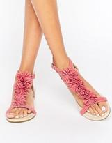 Asos FOLA Flat Sandals