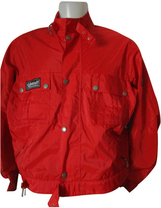 Belstaff Red Polyester Jackets