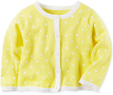 Carter's Dot-Pattern Cardigan, Baby Girls (0-24 months)