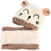 Leegor Baby Toddler Kids Boy Girl Knitted Children's Lovely Soft Hat+Scarf Two Piece Set