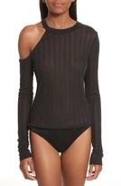 Twenty Women's Lookout One-Shoulder Jersey Bodysuit