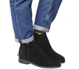 Office Alfie Back Zip Boots