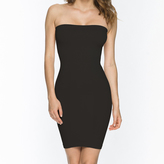 Cass and Co. Copper-Infused Shapewear 2-in-1 Strapless Dress