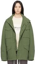 Fear Of God Green Twill M65 Jacket