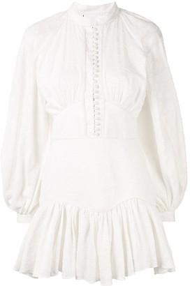 Acler Bastia mini shirt dress
