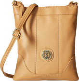 Gabriella Rocha Hansa Crossbody Purse w/ Medallion