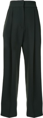 Low Classic Tapered Trousers