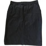 agnès b. Blue Denim - Jeans Skirt for Women