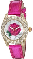 Betsey Johnson BJ00193-10 - Crystal Bezel Watches