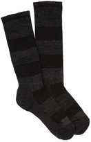 Smartwool Double Insignia Medium Crew Socks - Medium