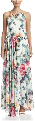 Bishop + Young Women's Floral Maxi Dress