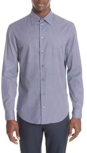 Emporio Armani Regular Fit Sport Shirt