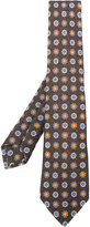 Kiton printed tie - men - Cashmere - One Size