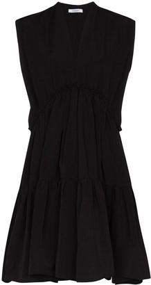 Nackiyé Flared Mini Dress