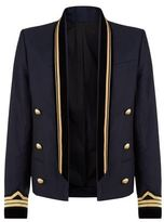 Balmain Shawl Collar Jacket