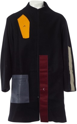 A-Cold-Wall* A Cold Wall Black Wool Coats