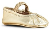 Ralph Lauren Girls' Pleat Ballet Flats - Baby