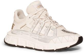 Versace Trigreca Low Top Sneaker