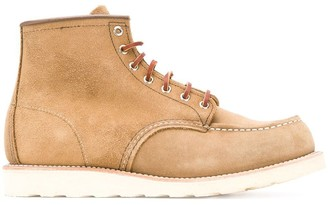 Red Wing Shoes 8881 6'' Classic Moc Toe Olive Mohave boots