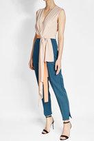 Roksanda Jumpsuit with Silk