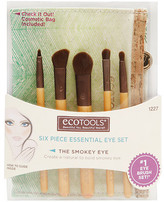 EcoTools Bamboo Eye Brush Set 6 Piece