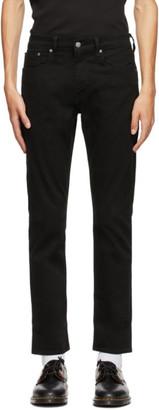 Levi's Levis Black 502 Taper Fit Jeans