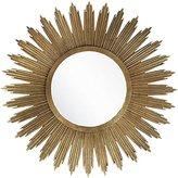 Surya Golden Sunburst Wall Mirror