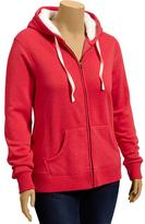 Old Navy Women's Plus Sherpa-Lined Hoodies