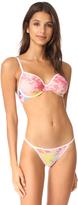 Calvin Klein Underwear Calvin Klein ID Sheer Marq Demi Unlined Bra