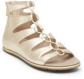 Kenneth Cole New York Ollie Metallic Leather Gladiator Sandals