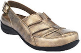 Easy Street Shoes Slip-on Shoes w/ Adjustable Back Strap - Sterling