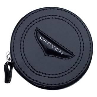 Carven \N Anthracite Leather Purses, wallets & cases