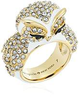 Kate Spade Star Bright Owl Ring, Size 7