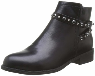 The Divine Factory Women's Evita Ankle Boots