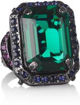 Lanvin Tutti Frutti Swarovski crystal ring