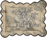 "Legacy Toile Pillow, 12"" x 16"""