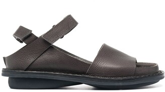 Trippen Chunky Leather Sandals