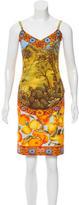 Dolce & Gabbana Printed Swim Cover-Up