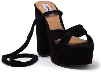 Steve Madden Theodora Wrap Up Wedge Sandal