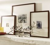 Pottery Barn Wood Gallery Oversized Mat Frames