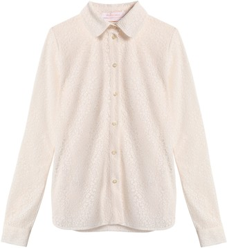 See by Chloe Lace Shirt