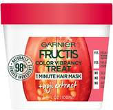 Garnier Fructis Color Vibrancy Treat 1 Minute Hair Mask, 3.4 fl. oz.