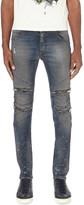 Just Cavalli Biker slim-fit skinny jeans