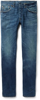 Rrl - Slim-fit Selvedge Denim Jeans