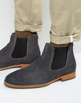 Call it SPRING Draun Suede Chelsea Boots
