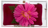 Charlotte Olympia Flowering Pandora Box Clutch