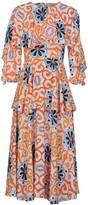 Tata-Naka 3/4 length dresses