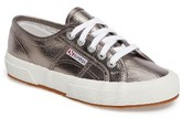 Superga Women's 'Cotmetu' Metallic Sneaker